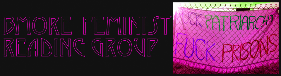 Baltimore Feminist Reading Group